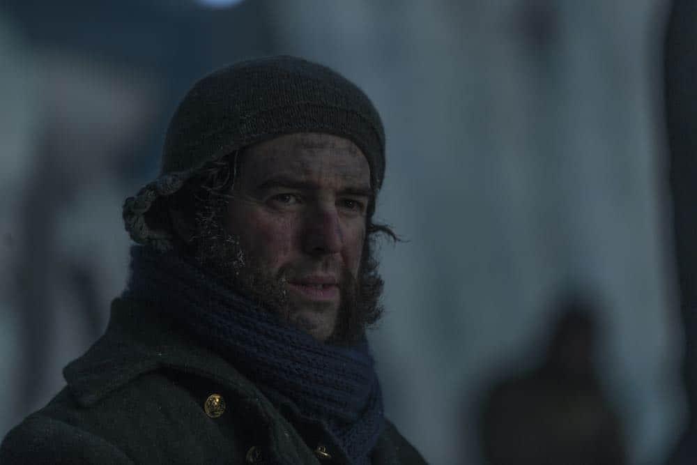Paul Ready as Dr. Henry Goodsir- The Terror _ Season 1, Episode 6 - Photo Credit: Aidan Monaghan/AMC