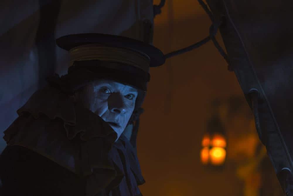 Alistair Petrie as Dr. Stanley- The Terror _ Season 1, Episode 6 - Photo Credit: Aidan Monaghan/AMC