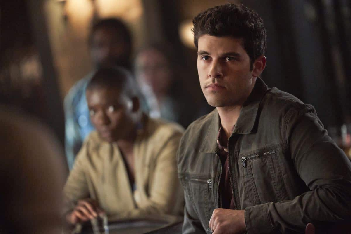 """The Originals -- """"One Wrong Turn on Bourbon"""" -- Image Number: OR502B_0284b.jpg -- Pictured: Steven Krueger as Josh -- Photo: Bob Mahoney/The CW -- © 2018 The CW Network, LLC. All rights reserved."""