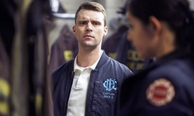 "CHICAGO FIRE -- ""Where I Want To Be"" Episode 619 -- Pictured: Jesse Spencer as Matthew Casey -- (Photo by: Elizabeth Morris/NBC)"