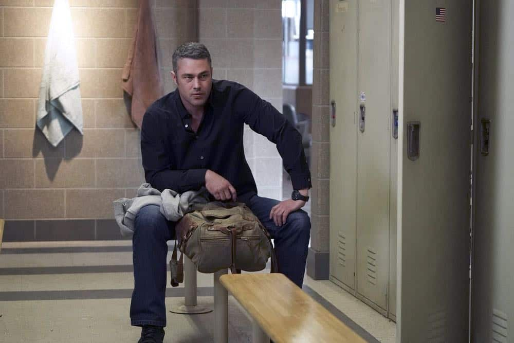 "CHICAGO FIRE -- ""Where I Want To Be"" Episode 619 -- Pictured: Taylor Kinney as Kelly Severide -- (Photo by: Elizabeth Morris/NBC)"