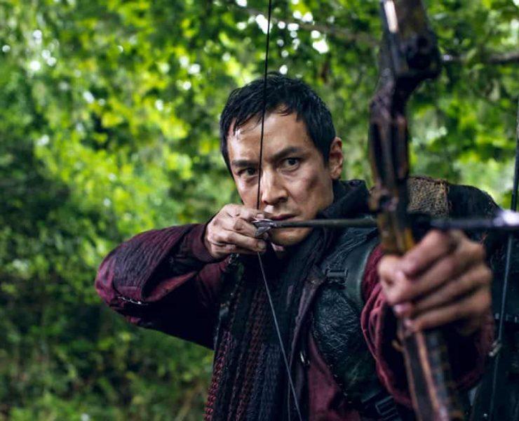 Daniel Wu as Sunny - Into the Badlands _ Season 3, Episode 1 - Photo Credit: Aidan Monaghan/AMC