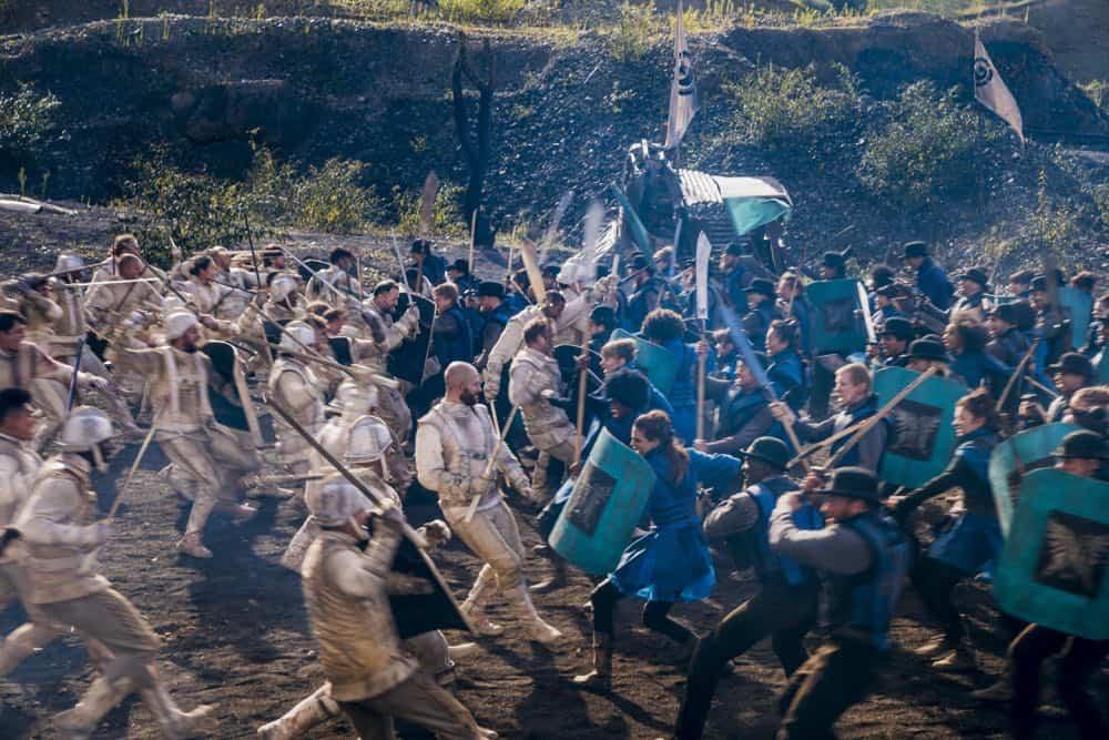 Into the Badlands _ Season 3, Episode 1 - Photo Credit: Aidan Monaghan/AMC