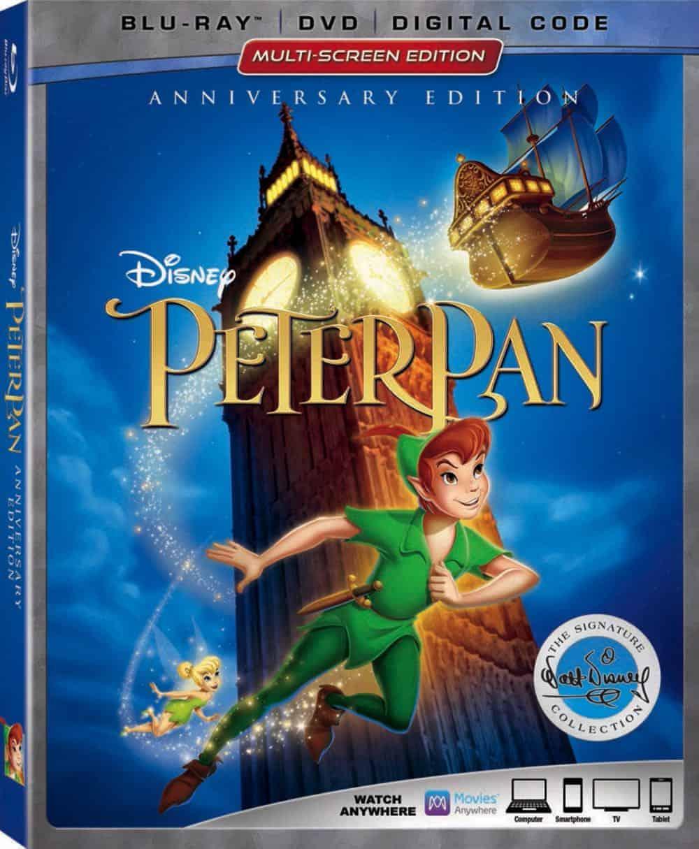 Peter-Pan-65th-Anniversary-Blu-ray-Box-Art