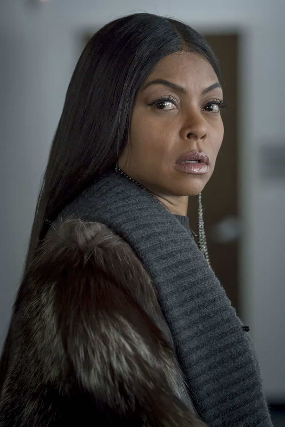 "EMPIRE: Taraji P. Henson in the ""False Face"" episode of EMPIRE airing Wednesday, April 25 (8:00-9:00 PM ET/PT) on FOX. CR: Fox Broadcasting Co. CR: Chuck Hodes"