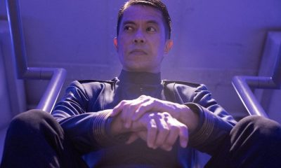 "THE EXPANSE -- ""Assured Destruction"" Episode 303 -- Pictured: Byron Mann as Admiral Nguyen -- (Photo by: Rafy/Syfy)"