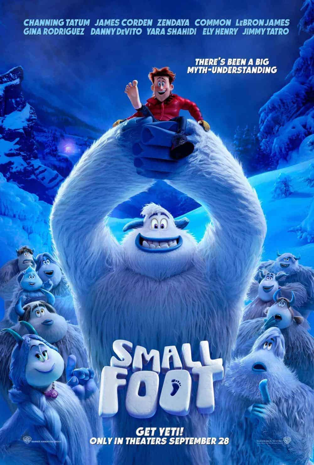 Smallfoot-Movie-Poster