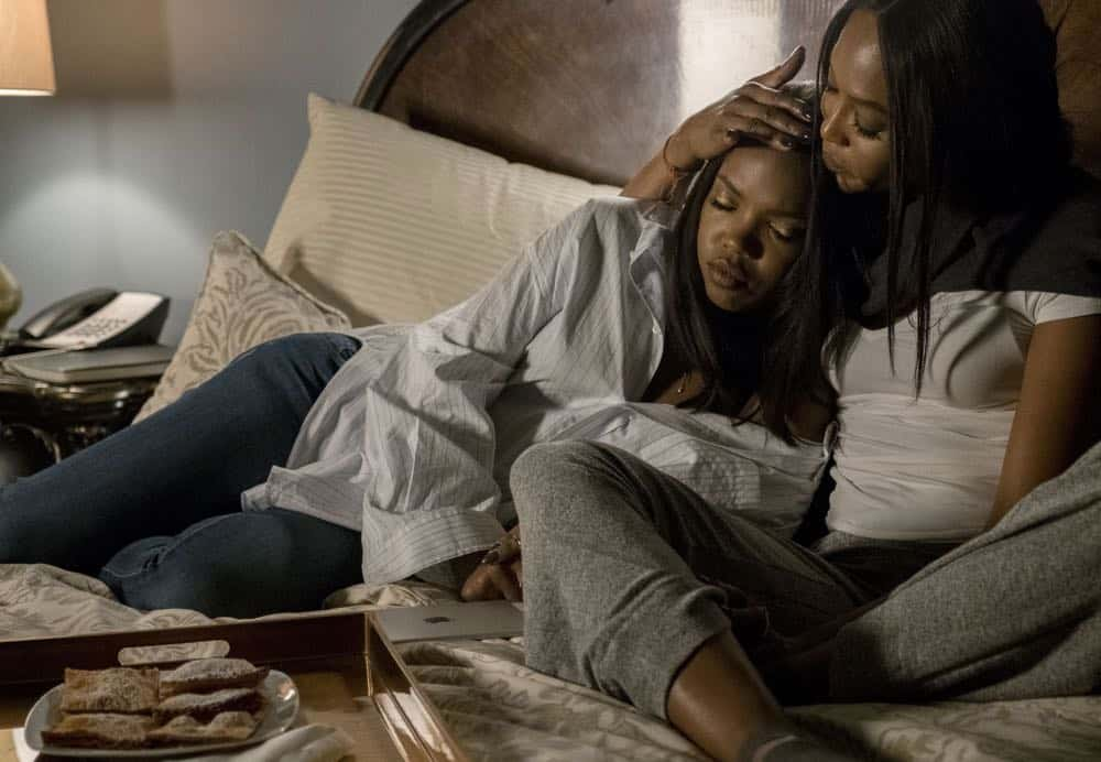 """STAR: L-R: Ryan Destiny and guest star Naomi Campbell in the """"Let the Good Times Roll"""" episode of STAR airing Wednesday, May 2 (9:00-10:00 PM ET/PT) on FOX. ©2018 Fox Broadcasting Co. CR: Wilford Harewood/FOX"""