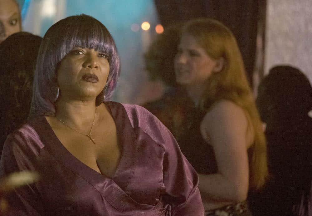 """STAR: Queen Latifah in the """"Let the Good Times Roll"""" episode of STAR airing Wednesday, May 2 (9:00-10:00 PM ET/PT) on FOX. ©2018 Fox Broadcasting Co. CR: Wilford Harewood/FOX"""
