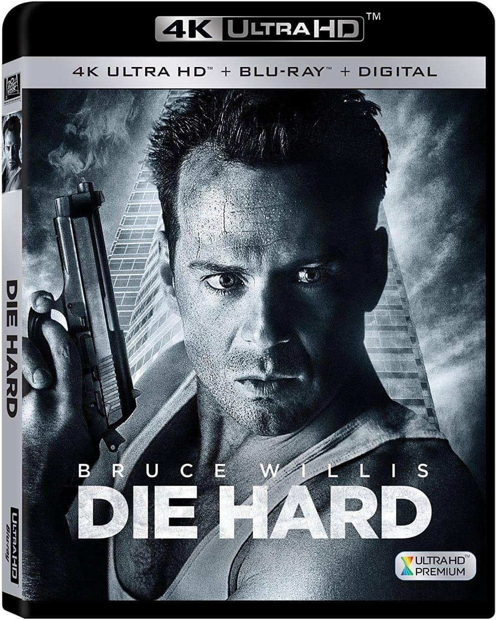 Die Hard 30th Anniversary 4K Ultra HD + Blu-ray + Digital