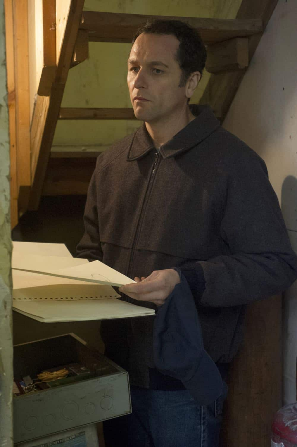 "THE AMERICANS -- ""Rififi"" -- Season 6, Episode 6 (Airs Wednesday, May 2, 10:00 pm/ep) -- Pictured: Matthew Rhys as Philip Jennings. CR: Jeffrey Neira/FX"