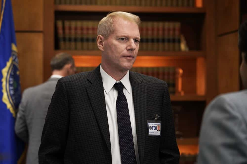 "THE AMERICANS -- ""Rififi"" -- Season 6, Episode 6 (Airs Wednesday, May 2, 10:00 pm/ep) -- Pictured: Noah Emmerich as Stan Beeman. CR: Patrick Harbron/FX"