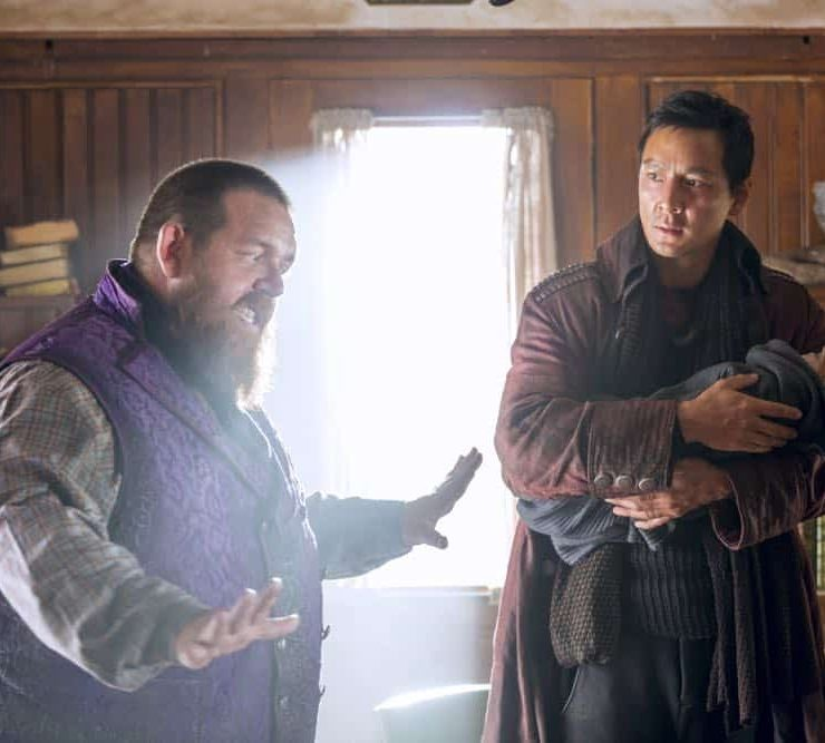 INTO THE BADLANDS Daniel Wu Interview | SEAT42F