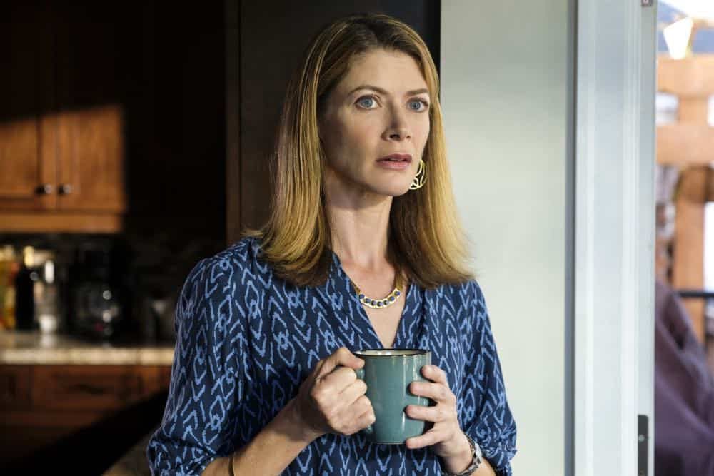 "Life Sentence -- ""Who Framed Stella Abbott"" -- Image Number: LFS106b_0287b.jpg -- Pictured: Gillian Vigman as Ida -- Photo: Bettina Strauss/The CW -- © 2018 The CW Network, LLC. All Rights Reserved."