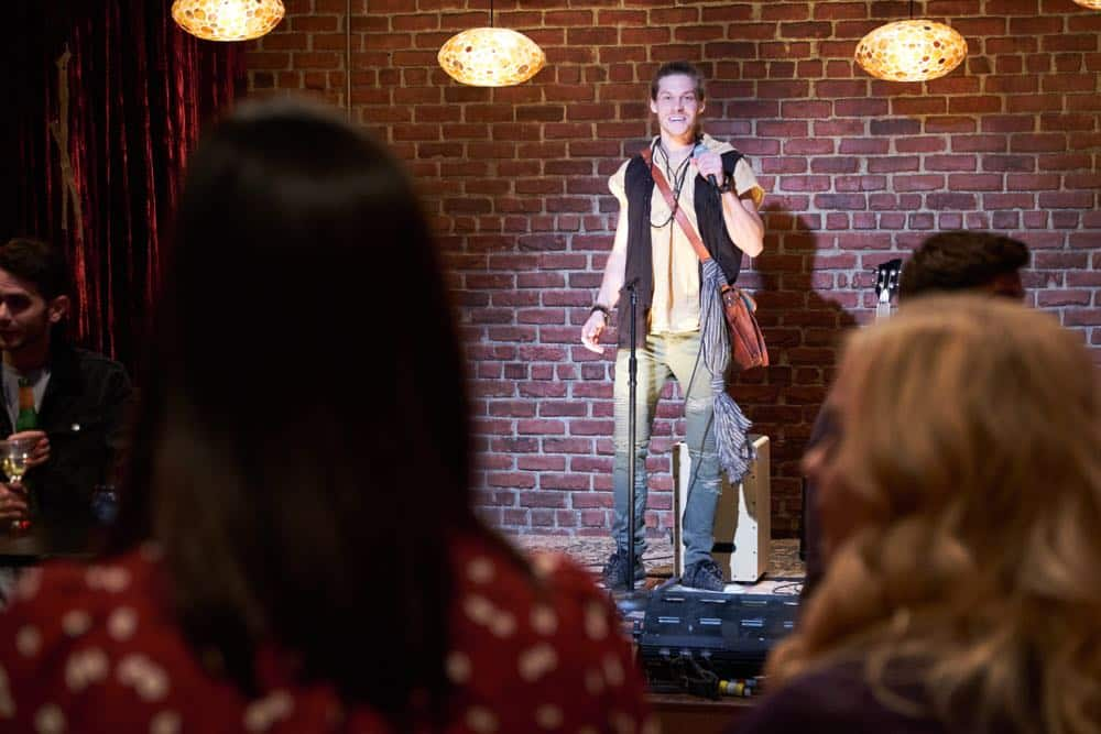 """BROOKLYN NINE-NINE: Guest star Blake Anderson in the """"Bachelor/ette Party"""" episode of BROOKLYN NINE-NINE airing Sunday, April 29 (8:30-9:00 PM ET/PT) on FOX.CR: FOX"""