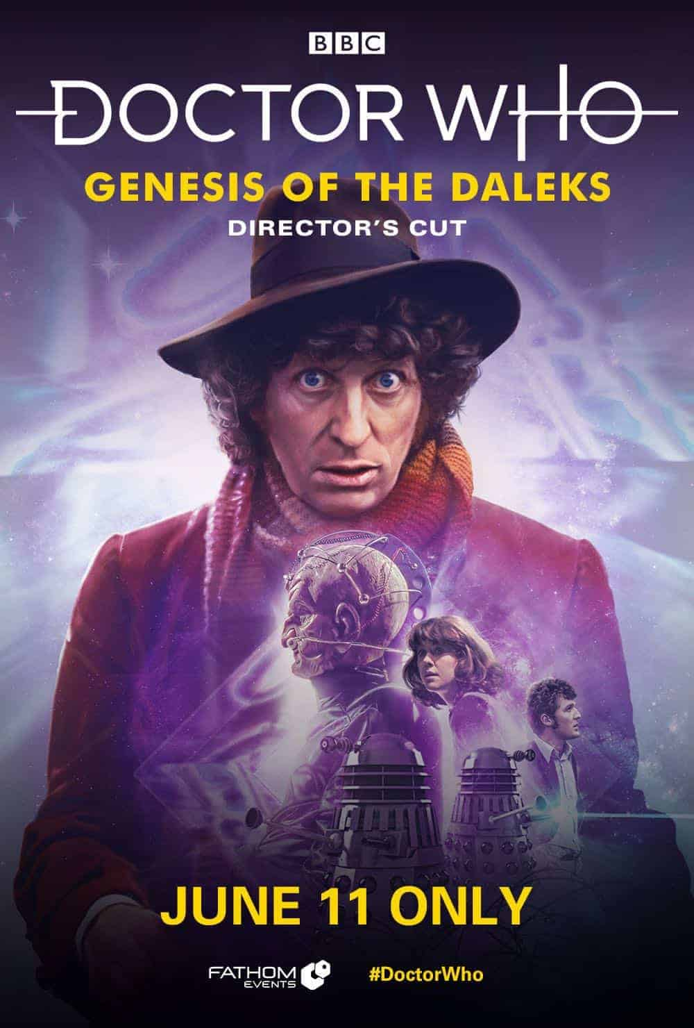 Fathom Events Doctor Who