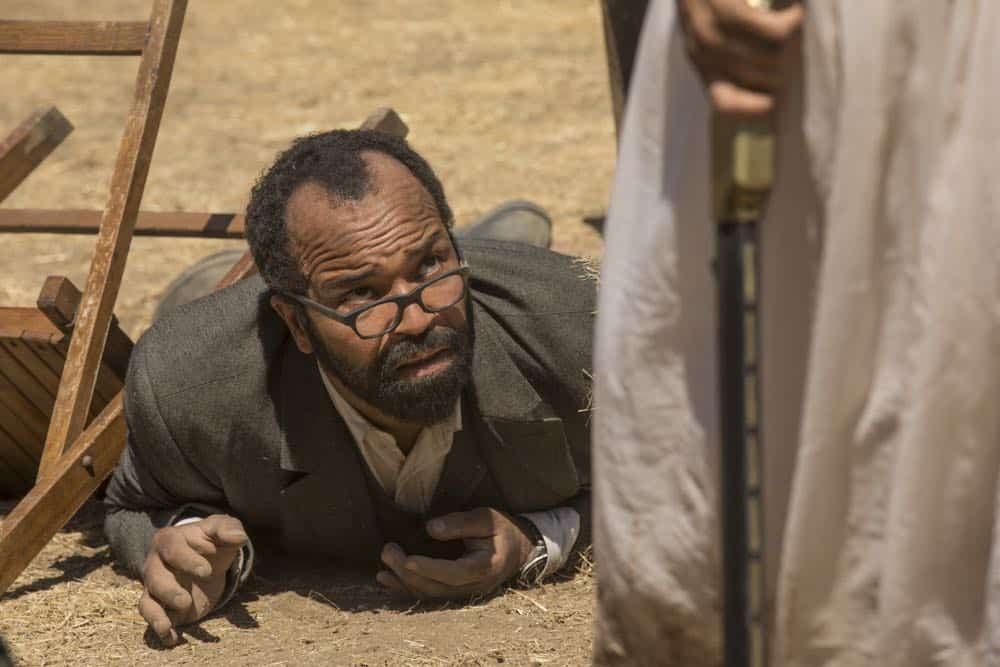 Episode 13 (season 2, episode 3), debut 5/6/18: Jeffrey Wright. photo: John P. Johnson/HBO