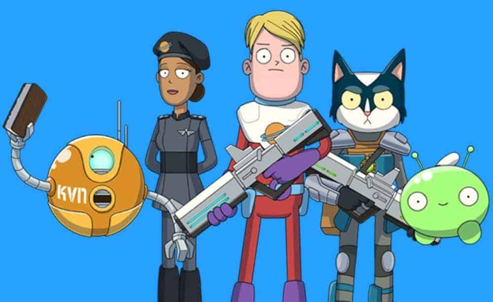 TBS Renews Conan O'Brien-Produced Animated Comedy 'Final Space'