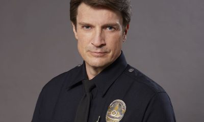 NATHAN FILLION The Rookie ABC