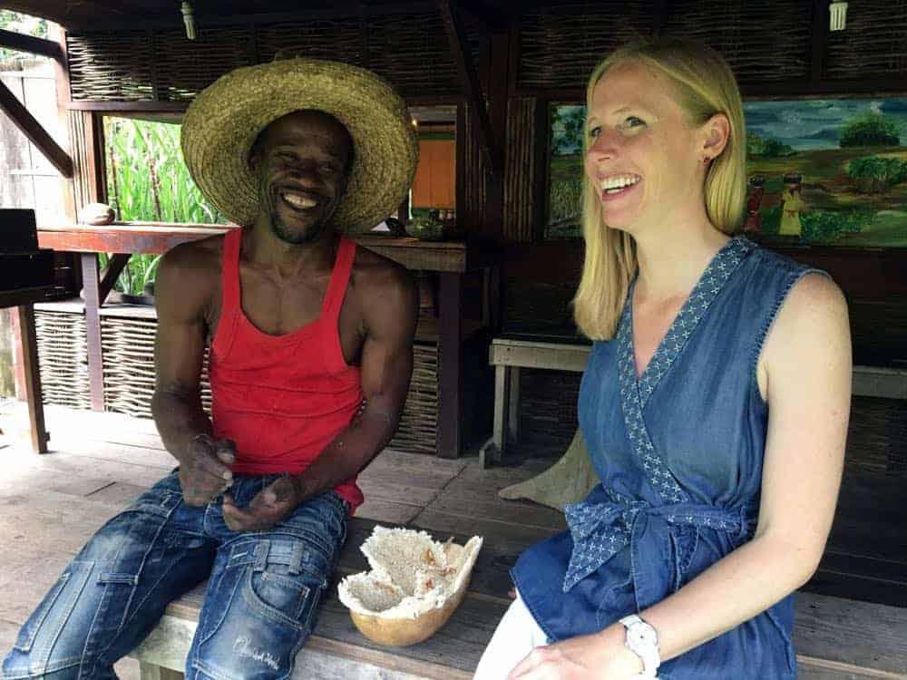 Darley Newman Martinique Caribbean Culture