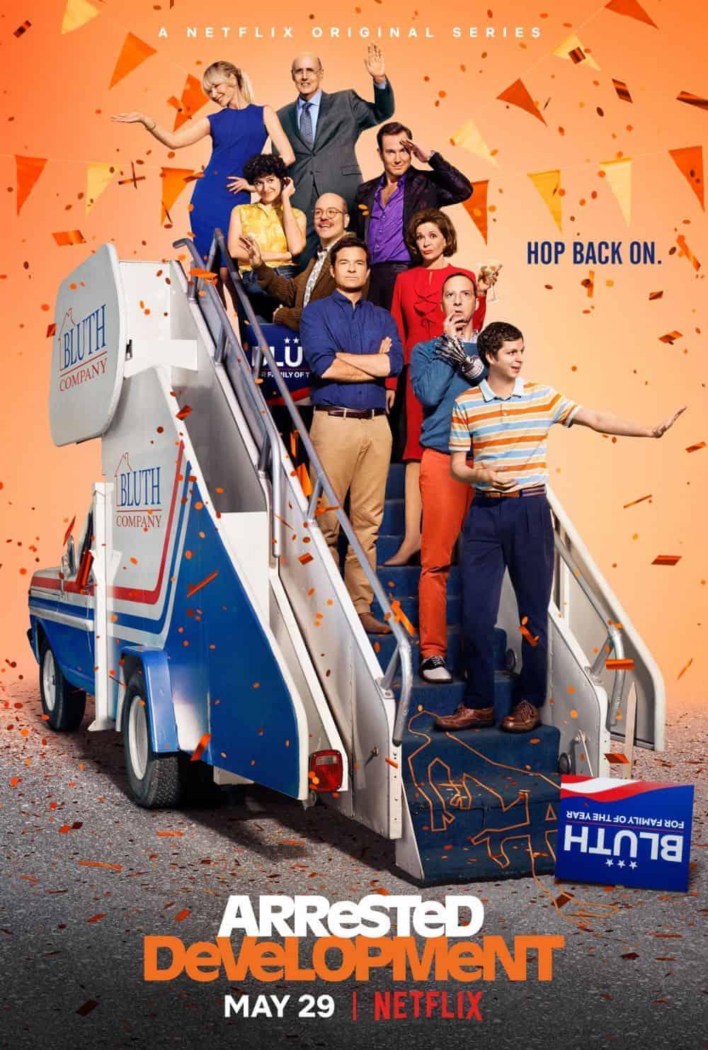 Arrested Development Season 5 Poster Key Art Netflix