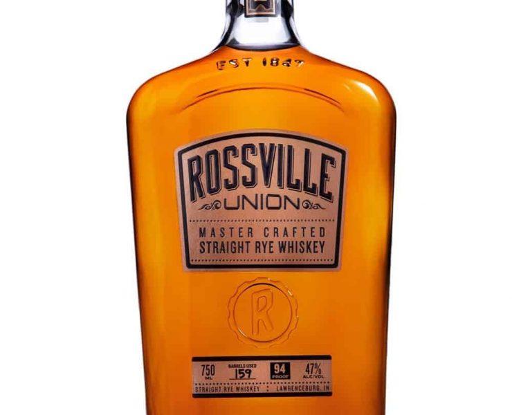 Rossville Union Rye Whiskey