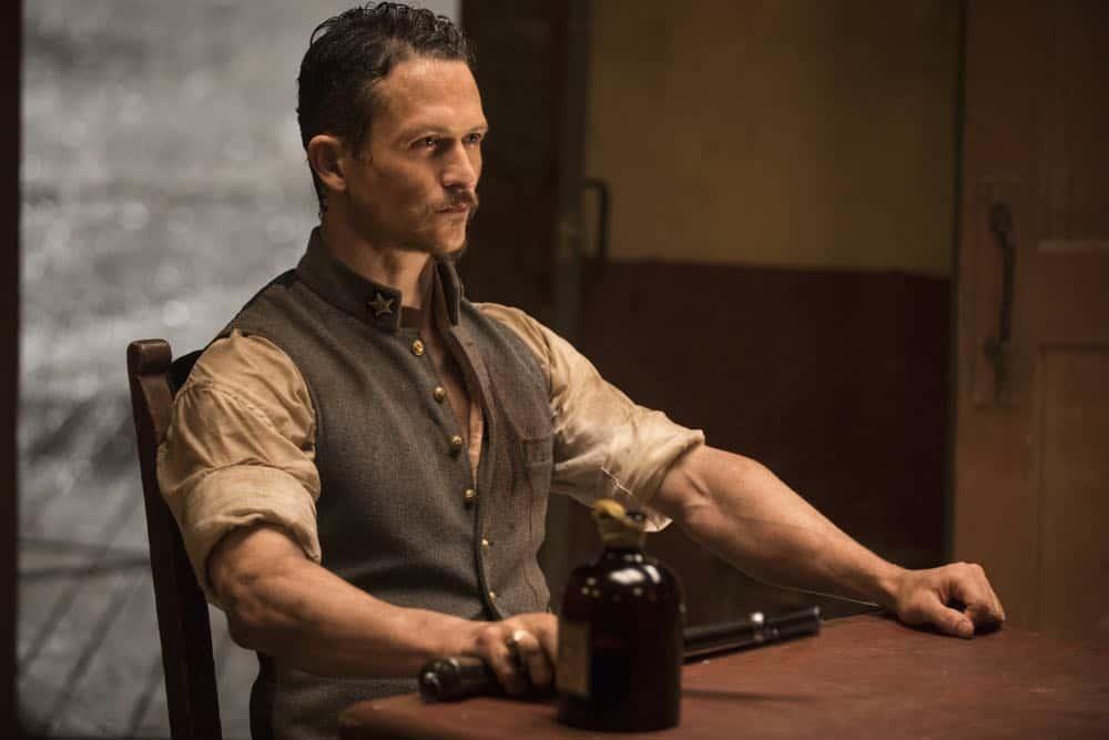 Episode 14 (season 2, episode 4), debut 5/13/18: Jonathan Tucker. photo: John P. Johnson/HBO
