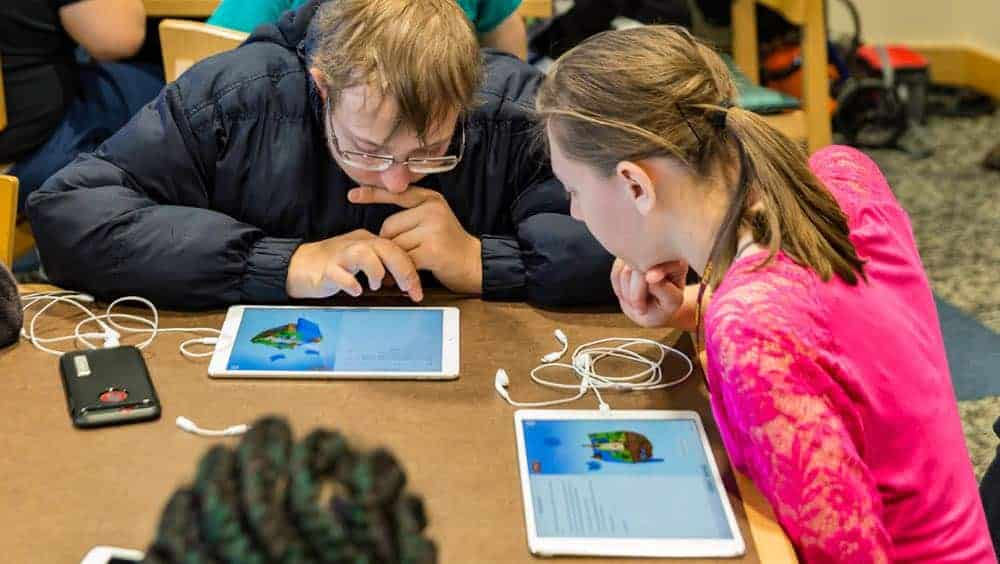 Apple brings accessible coding to schools for visually challenged, hearing impaired students