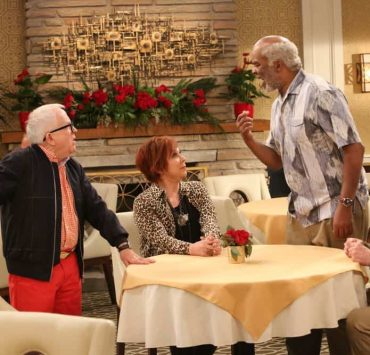 THE COOL KIDS: L-R: Leslie Jordan, Vicki Lawrence, David Alan Grier and Martin Mull in THE COOL KIDS premiering Fridays 8:30-9:00 PM ET/PT this fall on FOX. ©2018 Fox Broadcasting Co. Cr: Patrick McElhenney/FOX