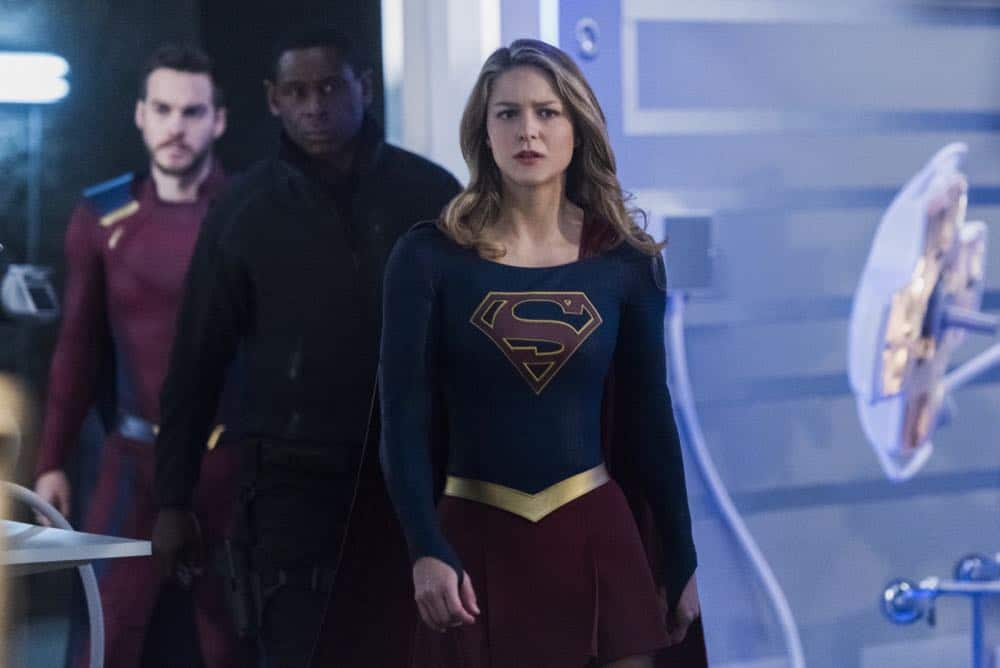 SUPERGIRL Season 3 Episode 19 Photos The Fanatical