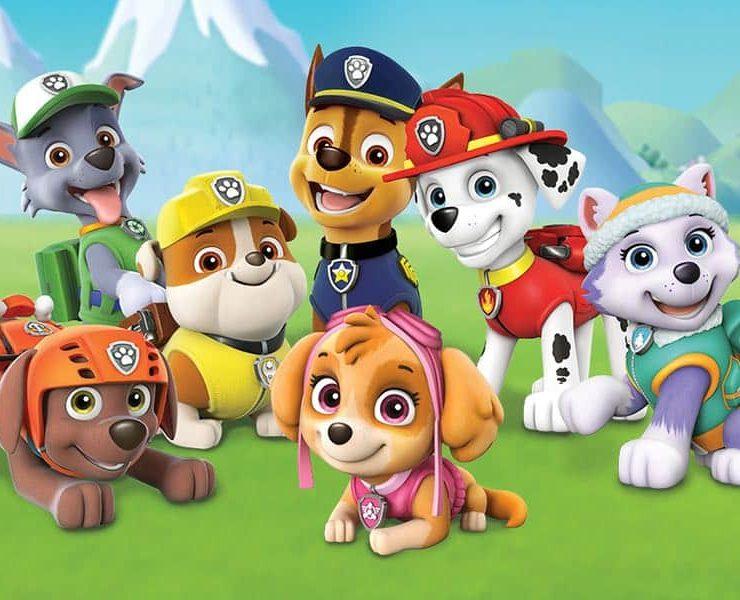 Paw-Patrol-Nickelodeon