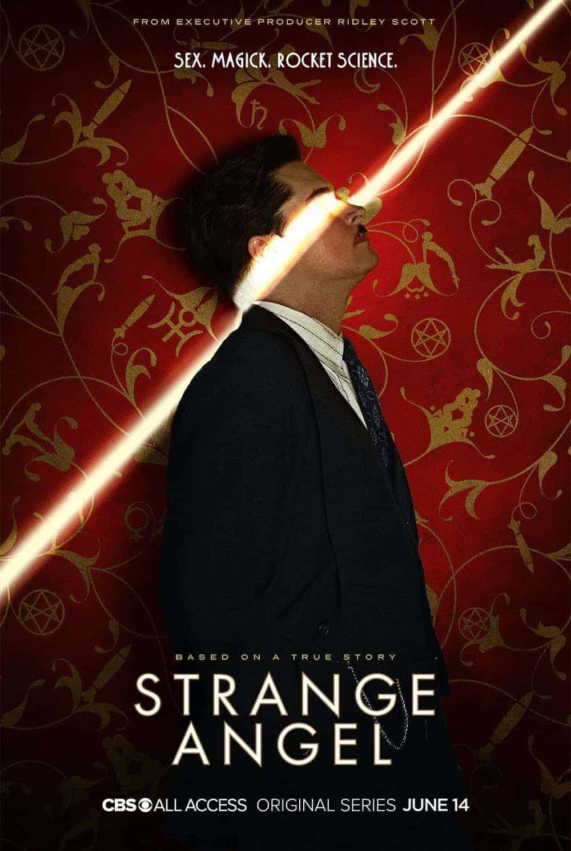 Strange Angel Season 1 Poster Key Art