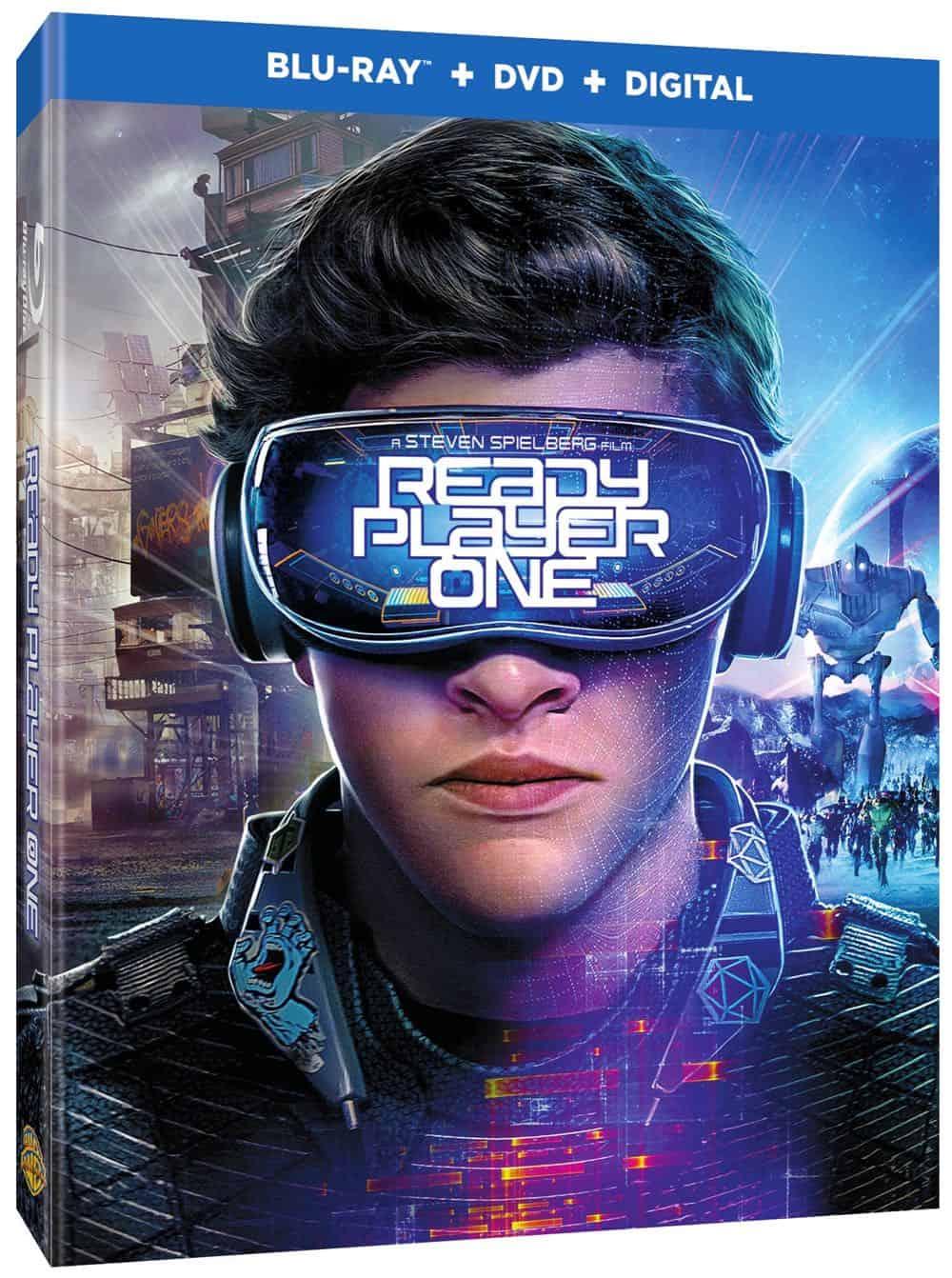 Ready Player One Blu-ray + DVD + Digital