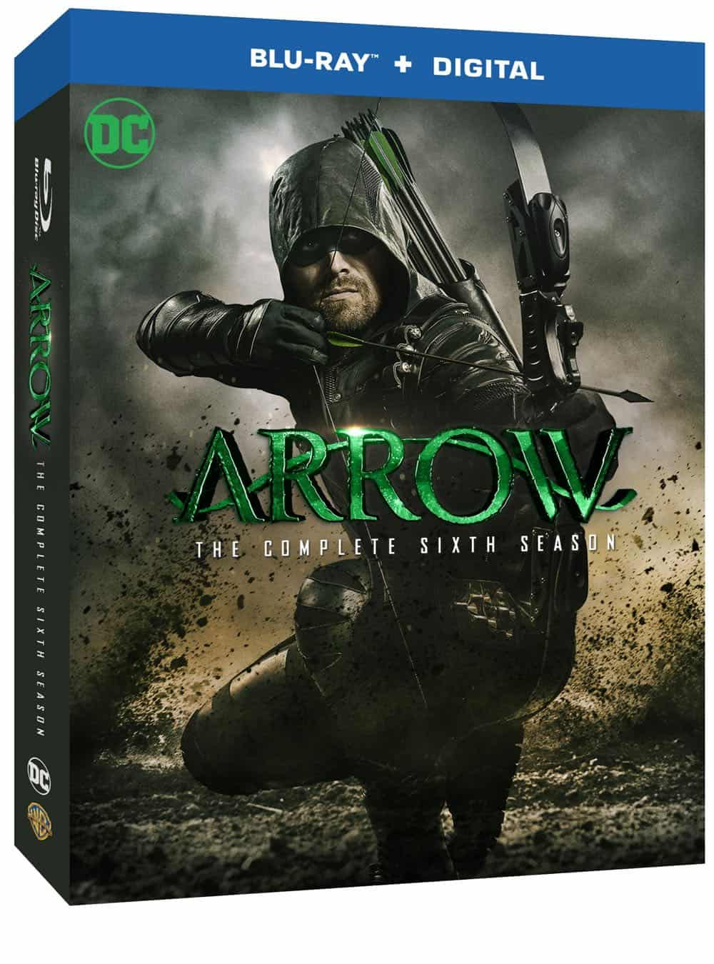 Arrow-Season-6-Bluray-1