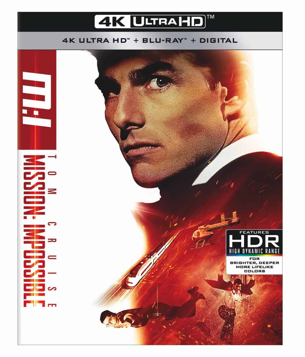 Mission Impossible 4K