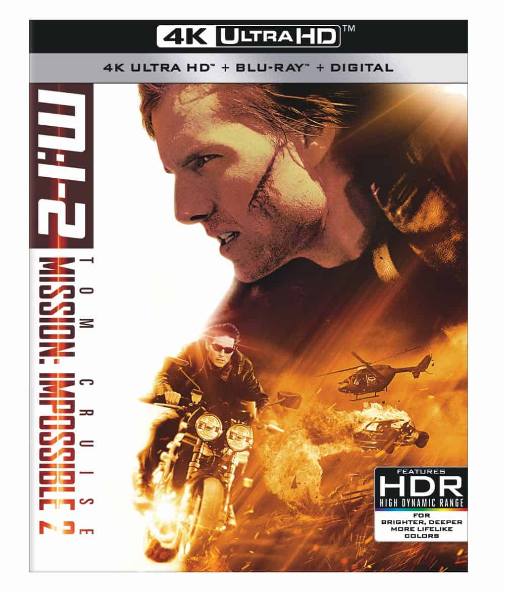 Mission Impossible 2 4K