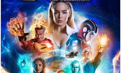 DC's Legends Of Tomorrow Season 3 Blu-ray