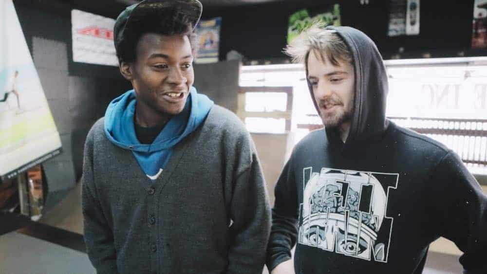 Keire Johnson and Zack Mulligan | Minding the Gap | Photo by Bing Liu