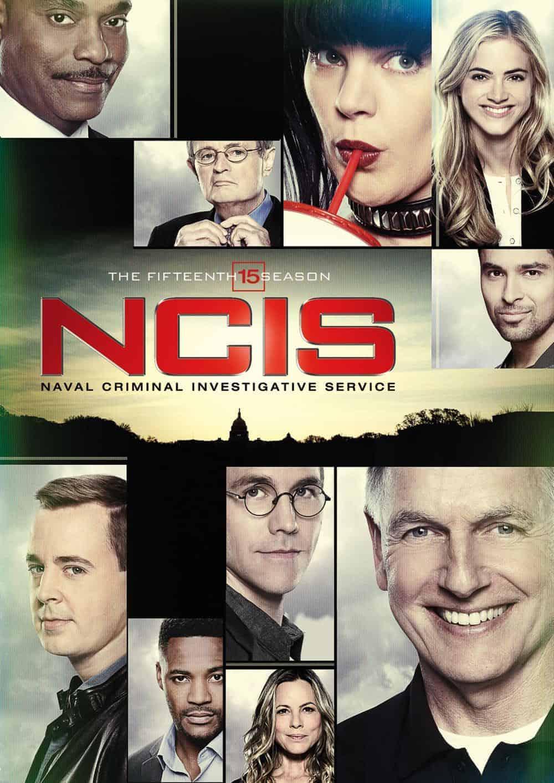 NCIS Season 15 DVD Cover