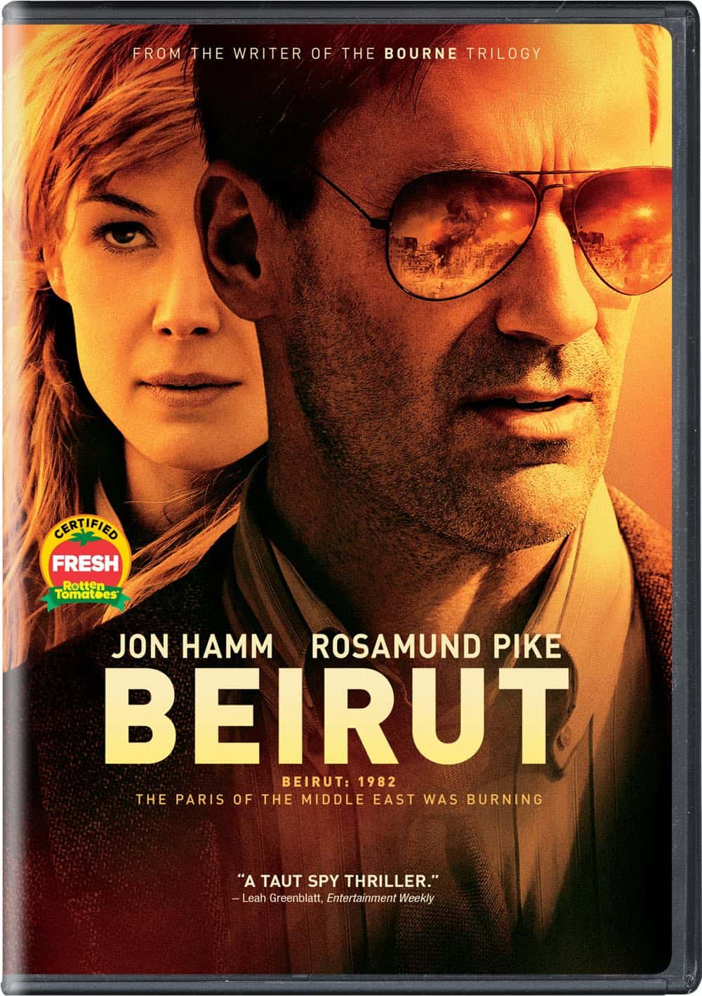 BEIRUT Blu-ray And DVD Release Details | SEAT42F