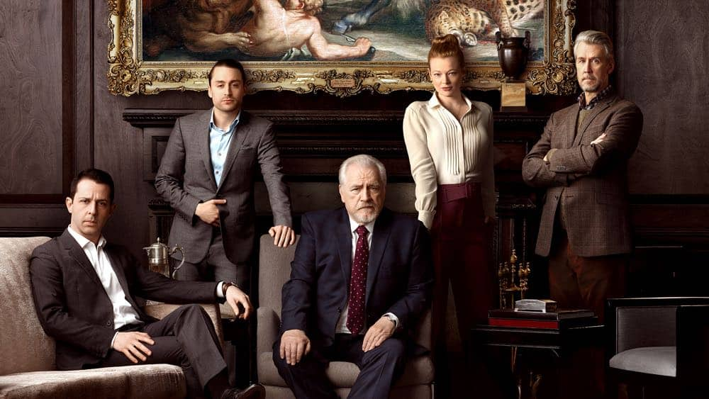 Succession Cast HBO