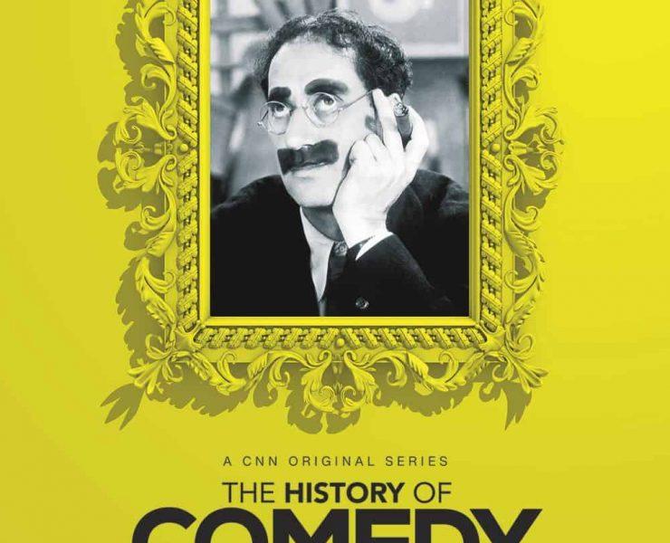 CNN-The-History-Of-Comedy-Season-2-Poster