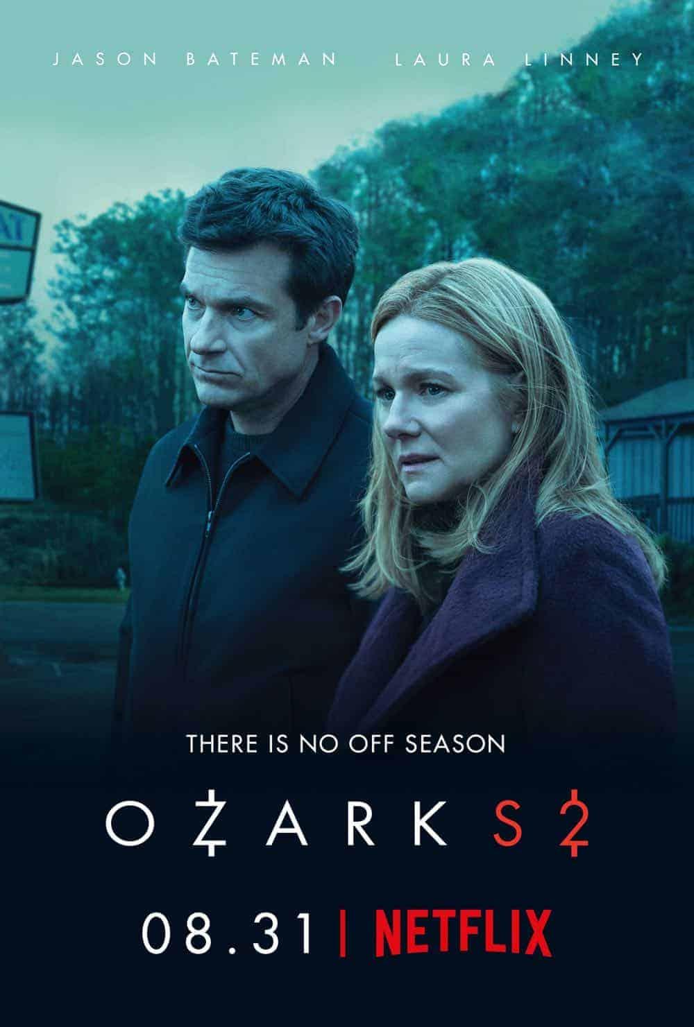 OZARK Season 2 Trailer And Poster Key Art