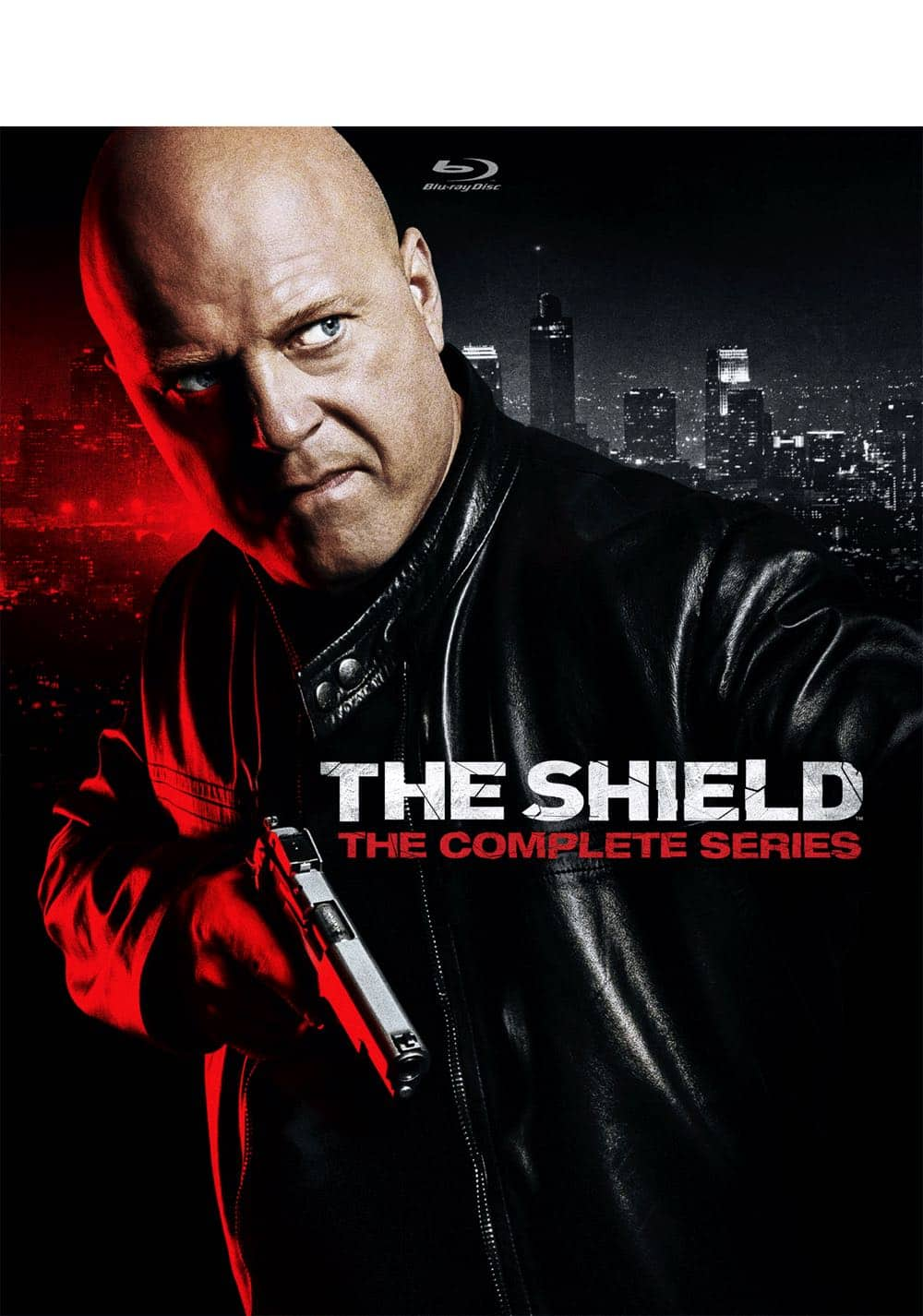 THE SHIELD The Complete Series Blu-ray Collector's Edition Release