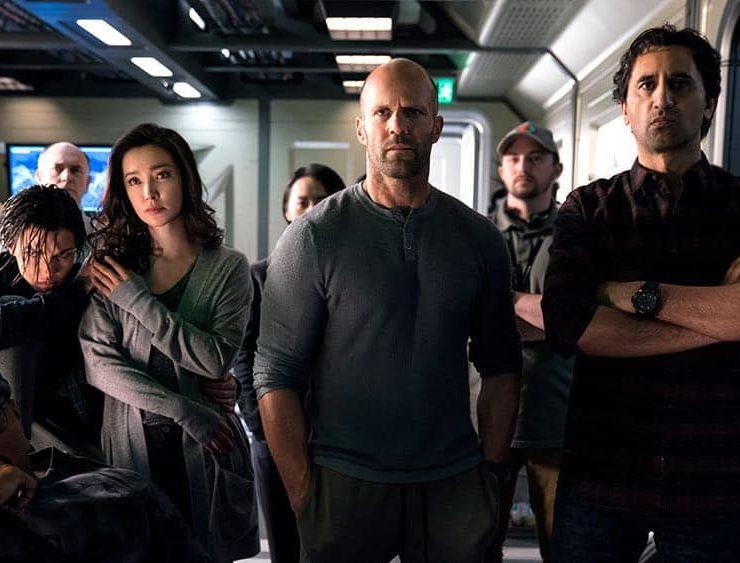 The Meg Movie Cast