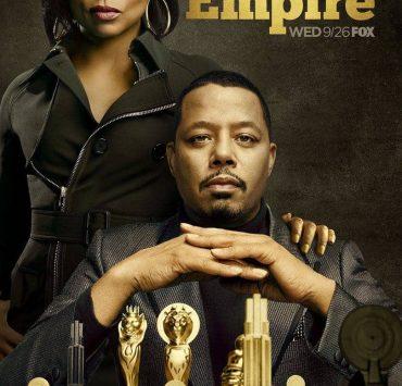 EMPIRE Season 5 Poster