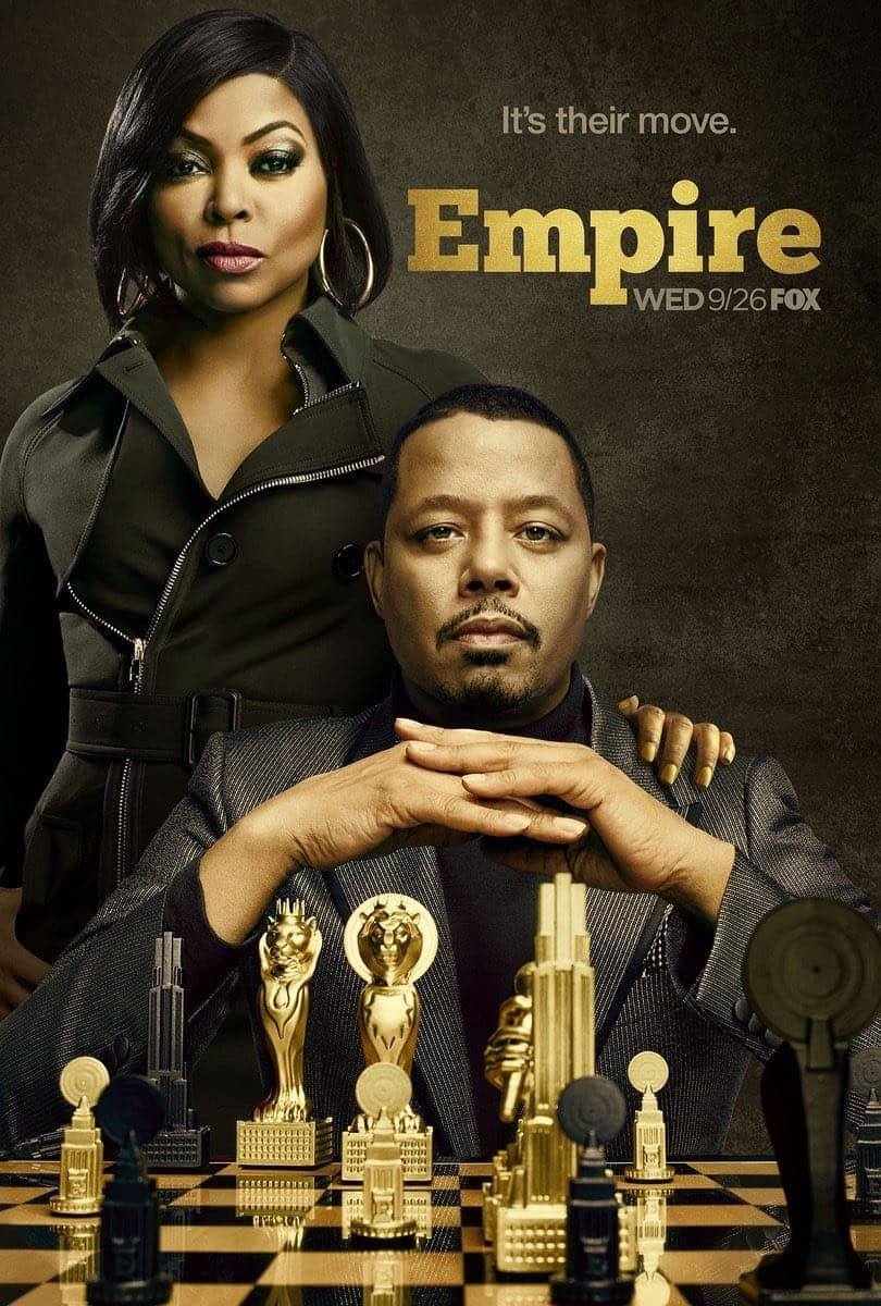 EMPIRE Season 5 Poster