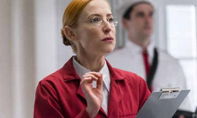 Karen Strassman as Dr. Louis Slotnick - Preacher _ Season 3, Episode 8 - Photo Credit: Alfonso Bresciani/AMC/Sony Pictures Television