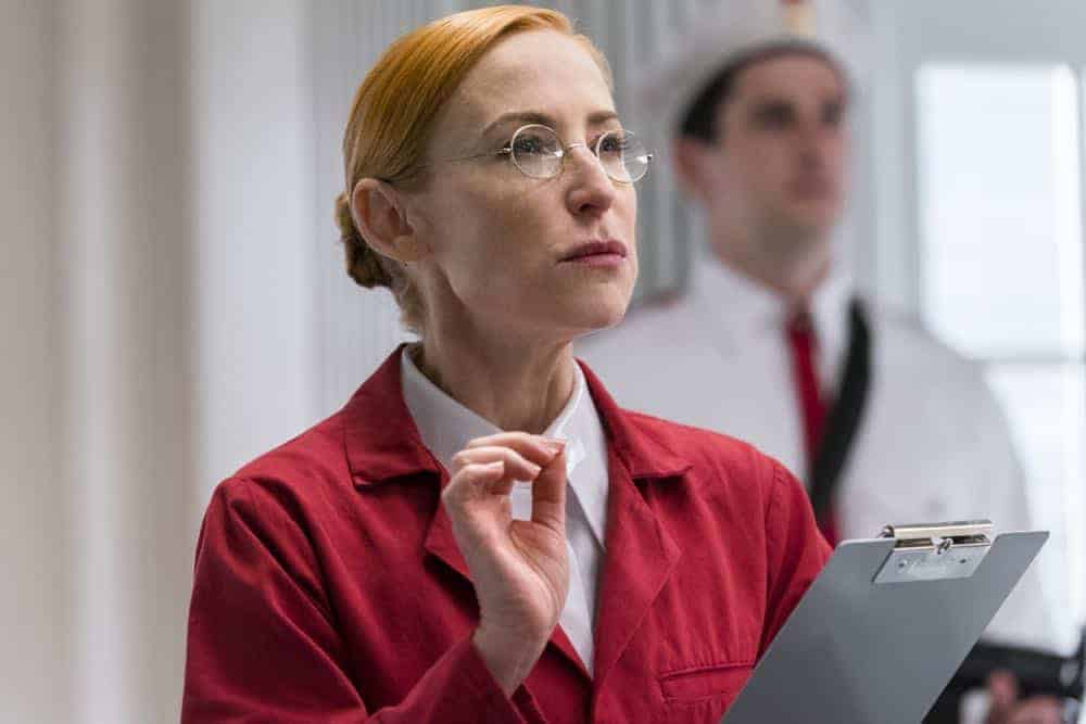 Karen Strassman as Dr. Louis Slotnick - Preacher _ Season 3, Episode 8 - Photo Credit: Alfonso Bresciani/AMC/Sony Pictures Television