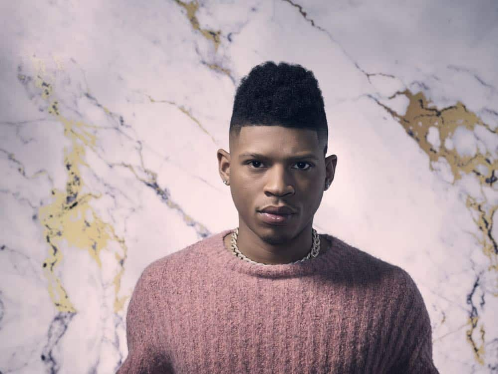 EMPIRE: Bryshere Gray on Season Five of EMPIRE premiering Wednesday, Sept. 26 (8:00-9:00 PM ET/PT) on FOX. ©2018 Fox Broadcasting Co. CR: Patrick Hoelck/FOX